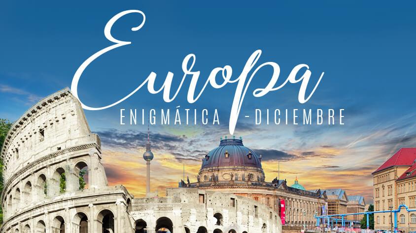 viaje Europa Enigmatica fin de año