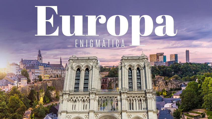 viaje Europa Enigmatica