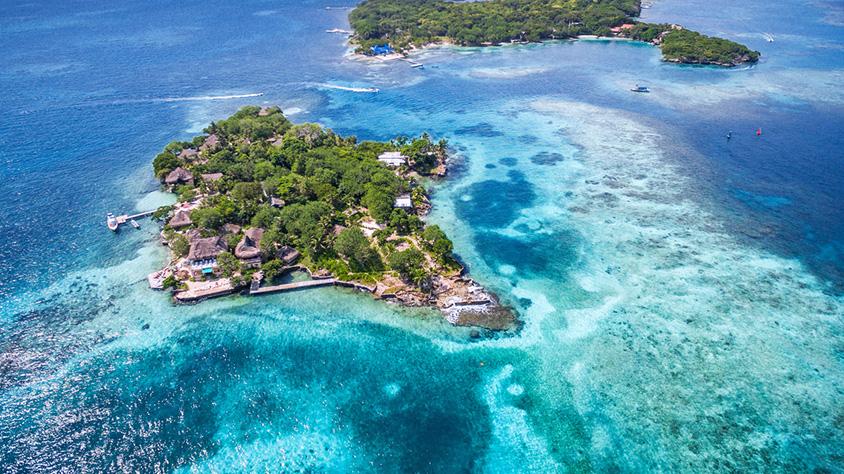 viaje Cartagena Con Isla Del Rosario