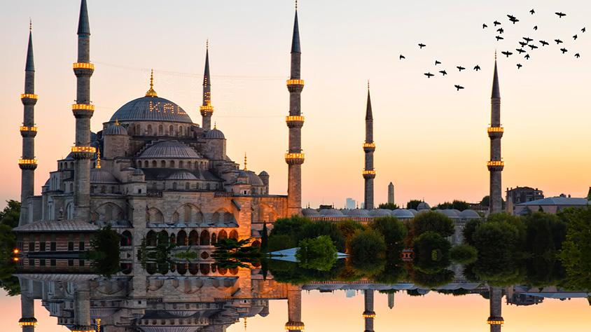 viaje Delicia turca