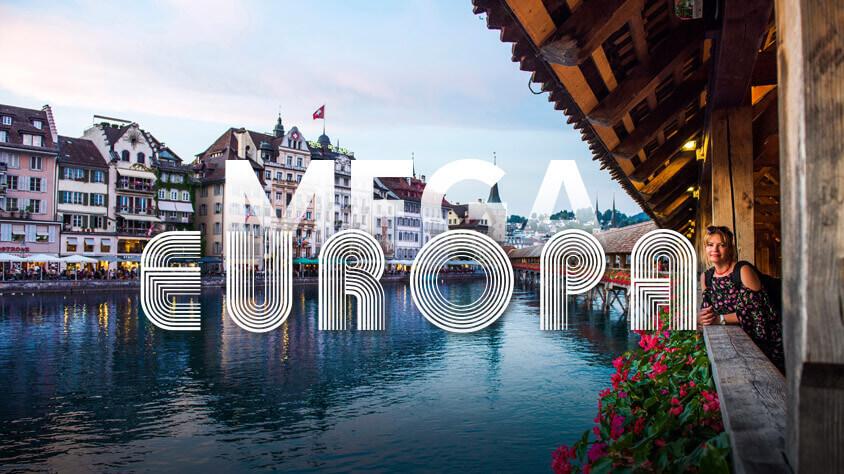 viaje Mega Europa