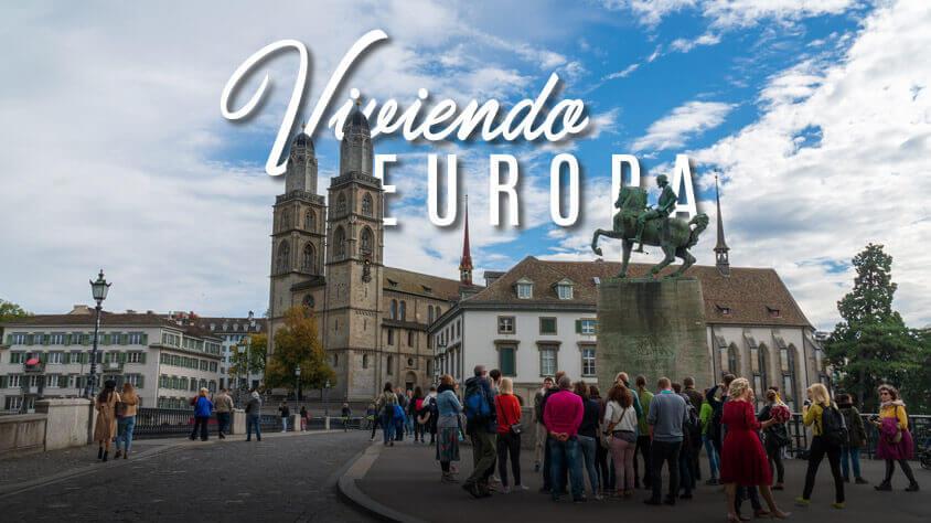 viaje Viviendo Europa