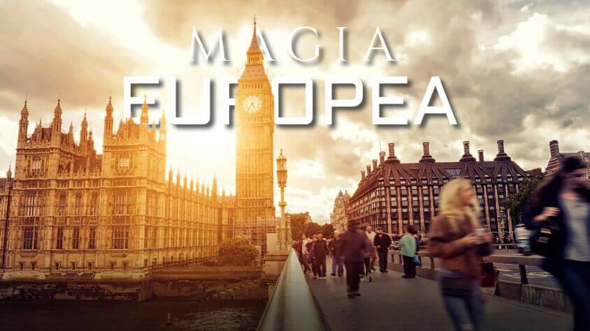 viaje Magia Europea Promocional