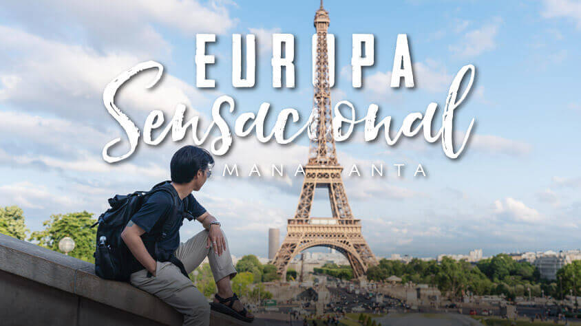 viaje Europa Sensacional I - Semana Santa