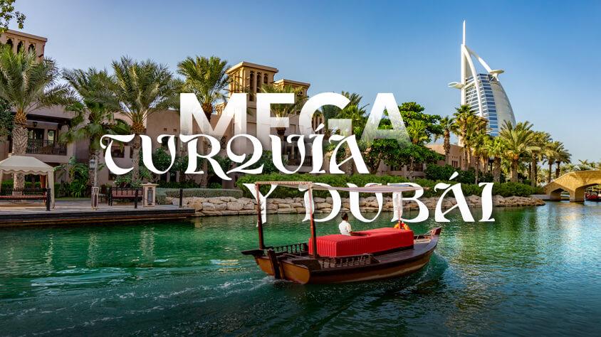 viaje Turquía Y Dubái