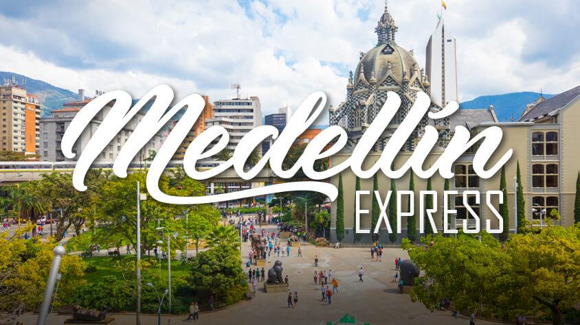 viaje Medellín